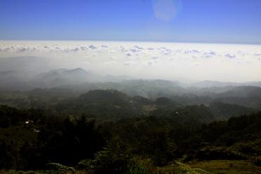 8.- Sobre las nuves en Zapotal
